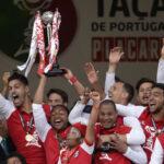 Sporting de Braga vence a Oporto y gana su segunda Copa de Portugal