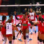 Vóley: Perú vence 3-0 a República Dominicana en Preolímpico