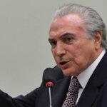 Brasil: Tribunal Supremo analizará petición de juicio político contra Michel Temer