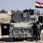 Irak y Siria en ofensiva masiva para desalojar al Estado Islámico de Faluya