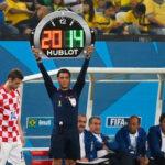 UEFA probará un cuarto cambio en la prórroga en cinco torneos
