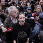 Angelina Jolie insta a gobiernos a estar unidos por crisis de refugiados