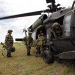 Colombia: Hallan muertos a 17 militares en helicóptero desaparecido