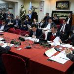 Subcomisión de Acusaciones Constitucionales procesó 135 denuncias