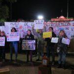 Argentina: Peruanos protestan contra candidatura de Fujimori