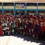 Delegación del gobierno de Estados Unidos visita Colegio de Alto Rendimiento Cusco