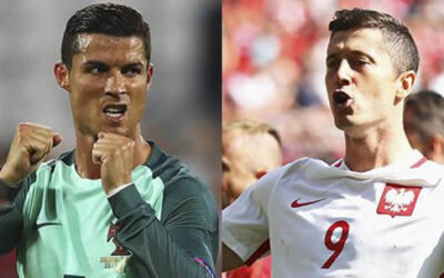 Portugal de CR7, 1er Semifinalista, euro 2016
