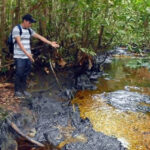 Loreto: Nuevo derrame de petróleo en el Oleoducto Norperuano