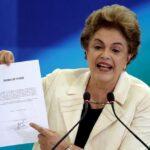 Brasil: Rousseff promete nuevas elecciones si es absuelta en juicio político