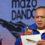 Corte EEUU fijó fecha para audiencia de Diosdado Cabello contra The Wall Street Journal