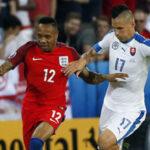 Inglaterra pasa a cuartos de final al empatar 0-0 con Eslovaquia