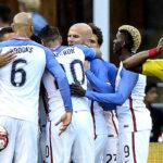 Copa América 2016: Estados Unidos en semifinales al ganar a Ecuador 2-1