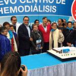EsSalud construirá centro de hemodiálisis y primer hospital especializado geriátrico