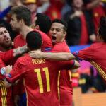 Eurocopa 2016: España con gol de Piqué ganó 1-0 a República Checa