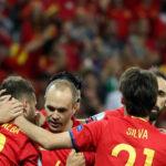 Eurocopa 2016: Así jugó la selección española frente a Turquía