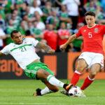 Eurocopa 2016: Gales en cuartos de final con autogol de Irlanda