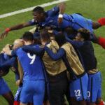 Eurocopa 2016: Francia gana 2-0 a Albania y clasifica a octavos de final
