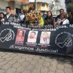 Guatemala: Gremios culpan al presidente por asesinato de 5 periodistas