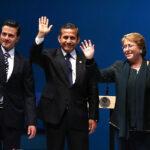 Humala insta a profundizar mercado interregional de la Alianza del Pacífico