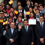 Humala: Hemos empezado a construir un nuevo país a través de la educación