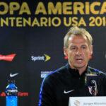 """Copa América Centenario: Klinsmann: """"No le tenemos miedo a Argentina"""""""