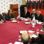 JNE se reunió con observadores de UE, OEA, Centro Carter y Unasur