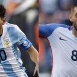 Copa América 2016: Argentina vs Estados Unidos por un lugar en la final