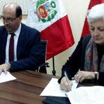 """Ministerio de la Mujer y Cedro impulsan """"Inclusión Digital"""""""