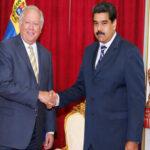 Venezuela: Maduro se reúne con Shannon para establecer diálogo con EEUU