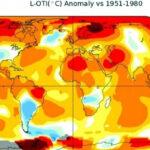 NASA: Mayo es el mes con nuevo récord mundial de calor desde 1880