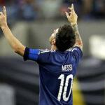 Messi se convierte en el máximo goleador de la selección argentina (VIDEO)