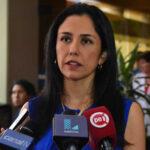 """Nadine Heredia: medida fiscal es """"extrema y desproporcionada"""""""