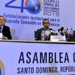 OEA respalda organización de la VIII Cumbre de las Américas en Perú