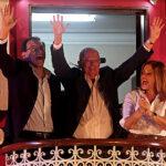 ONPE al 94.87%: Pedro Pablo Kuczynski 50.23% y Fujimori 49.77%
