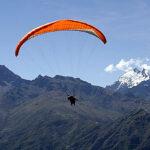 Arequipa: Turista muere practicando parapente en las faldas del Misti