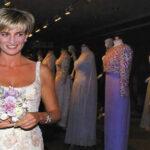 Princesa Diana: Subastan dos vestidos que lució en viajes oficiales