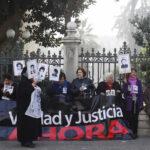 Chile: Protestan contra beneficios carcelarios para violadores de DDHH