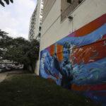 Río de Janeiro comienza a cubrirse con los colores olímpicos