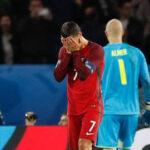 Eurocopa 2016: Cristiano Ronaldo falla penal y le niega triunfo a Portugal
