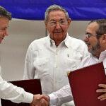 Los colombianos deciden este domingo si avalan el acuerdo de paz