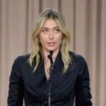Sharapova presenta apelación contra su sanción ante el TAS