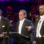 """Plácido Domingo e """"Il Volo"""" recordarán el origen de los Tres Tenores"""