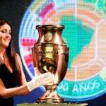 Copa América: Trofeo de oro de 24 quilates y 7 kg de peso para el campeón