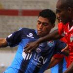 Torneo Clausura 2016: César Vallejo de visita derrota 1-0 a Unión Comercio