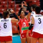 Grand Prix de Vóley: Perú gana 3-0 a Argelia
