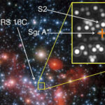 Astrónomos obtienen interesantes imágenes del centro de la Vía Láctea