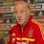 Vicente Del Bosque anuncia su renuncia de la selección española