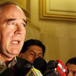 García Belaunde: Se debe rechazar pedido de indulto de exdictador Fujimori