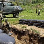 Fuerzas Armadas repelen ataque de presuntos narcoterroristas