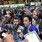 Wall Street cierra de nuevo con récords Dow Jones, S&P 500 y Nasdaq
